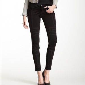 J BRAND Angelika Embroidered Jeans